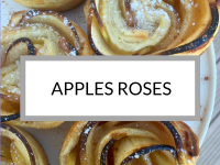 apples roses