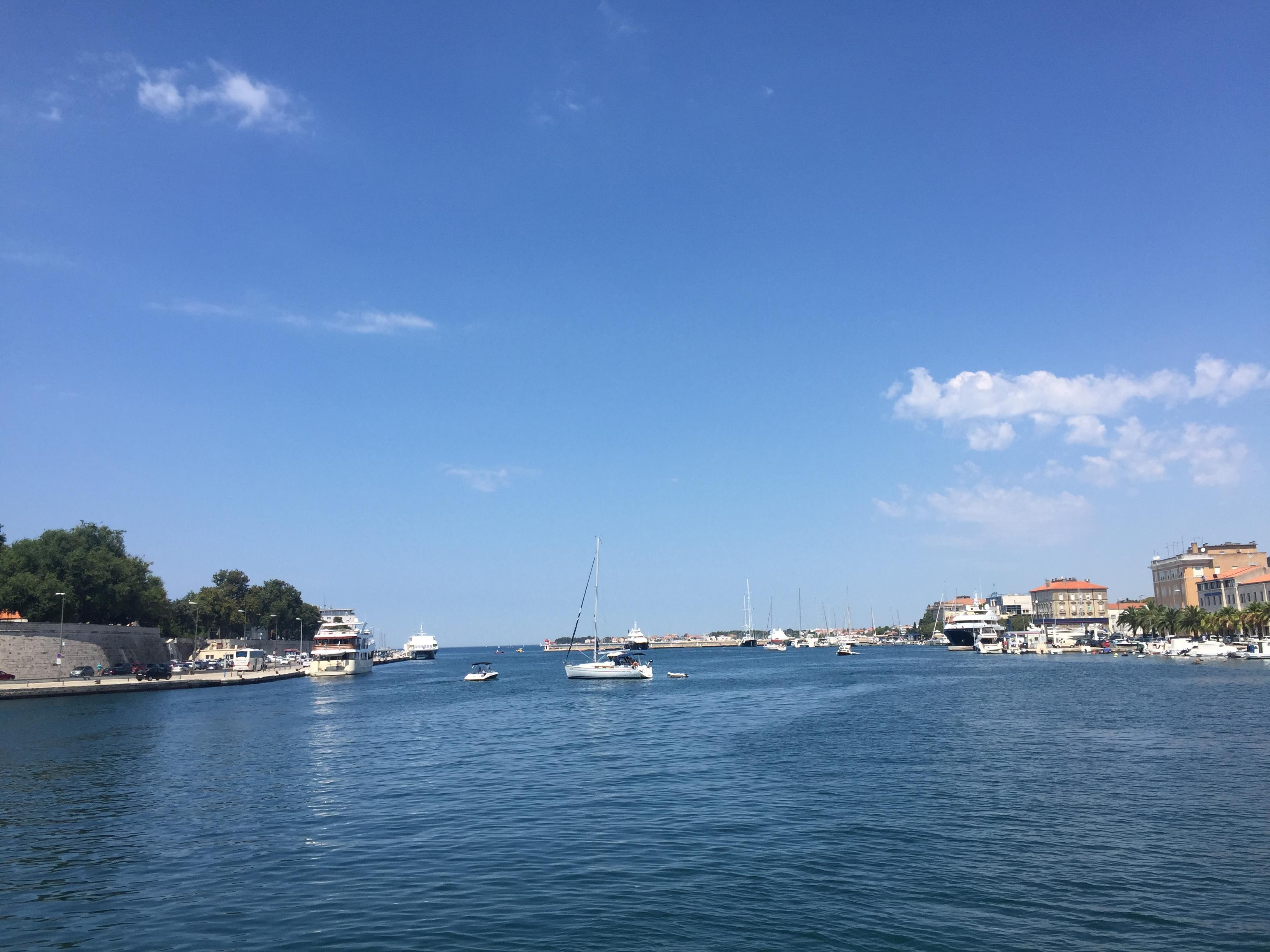 Direction Zadar