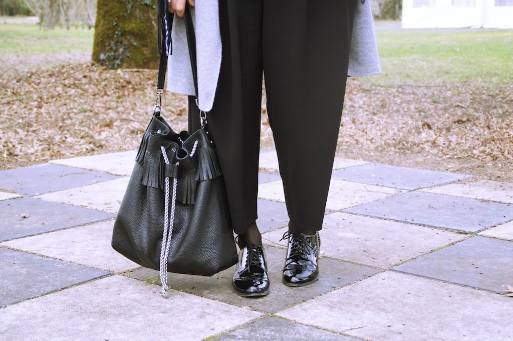 Mon pantalon noir