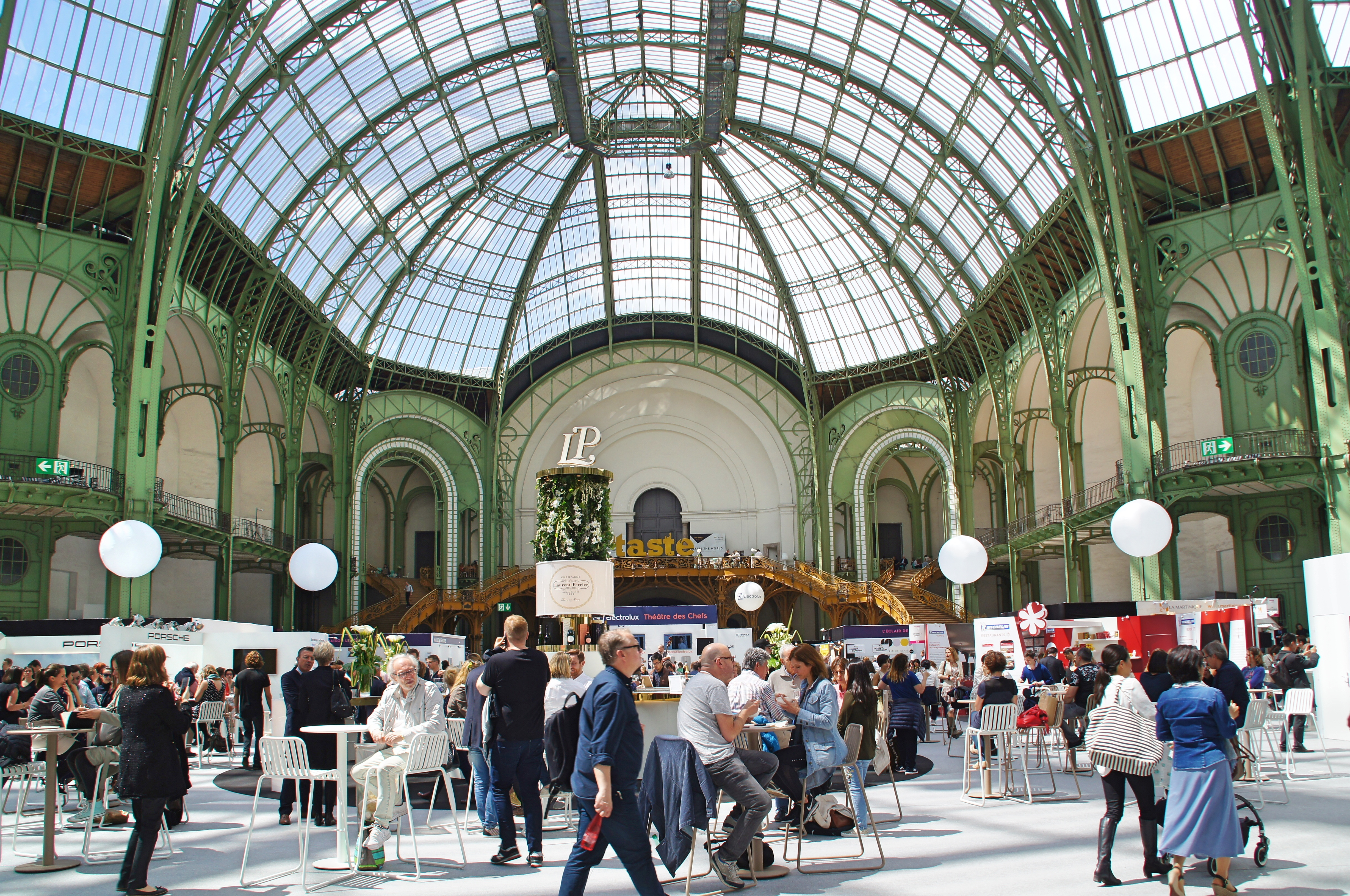Le Taste of Paris