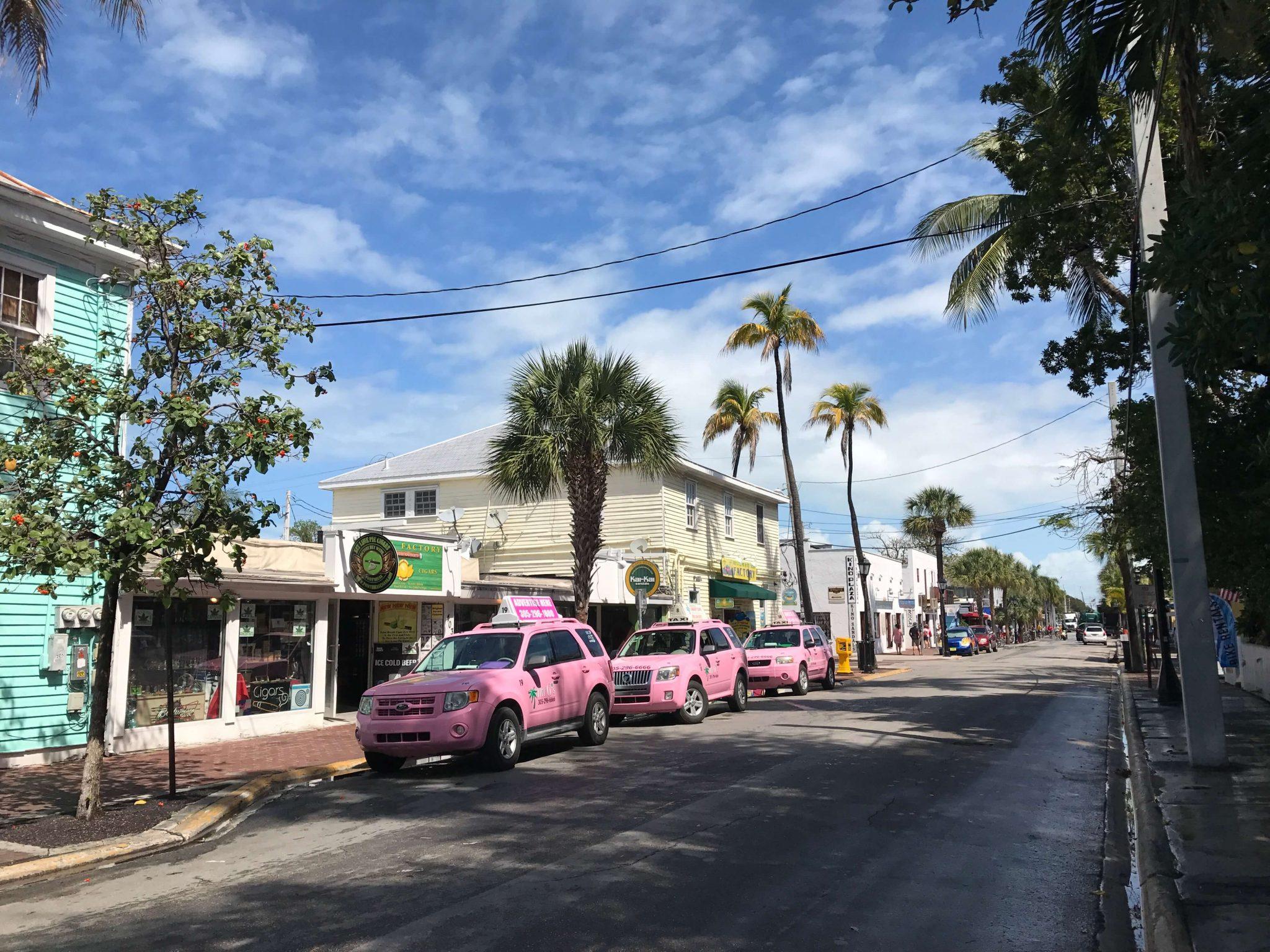 Savannah et Key West 15