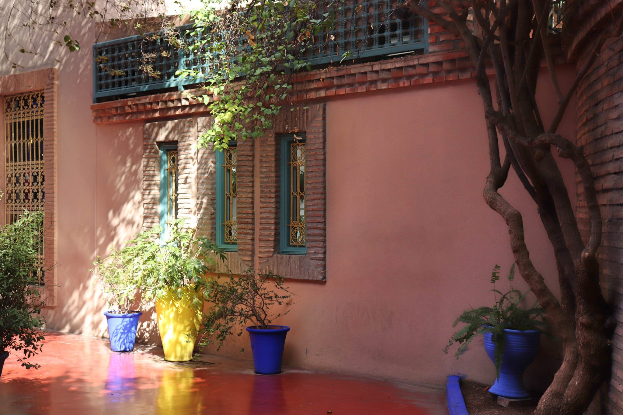 Marrakech et météo