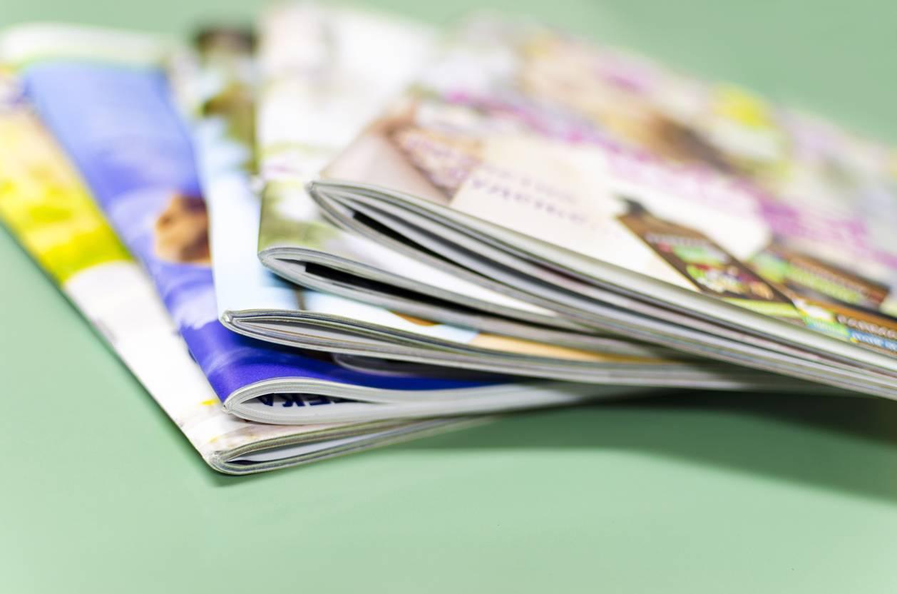 L'abonnement à un magazine