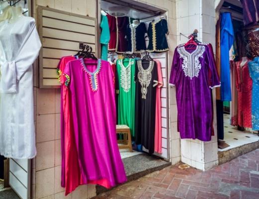 L'histoire du caftan et les différentes ethnies qui le portent