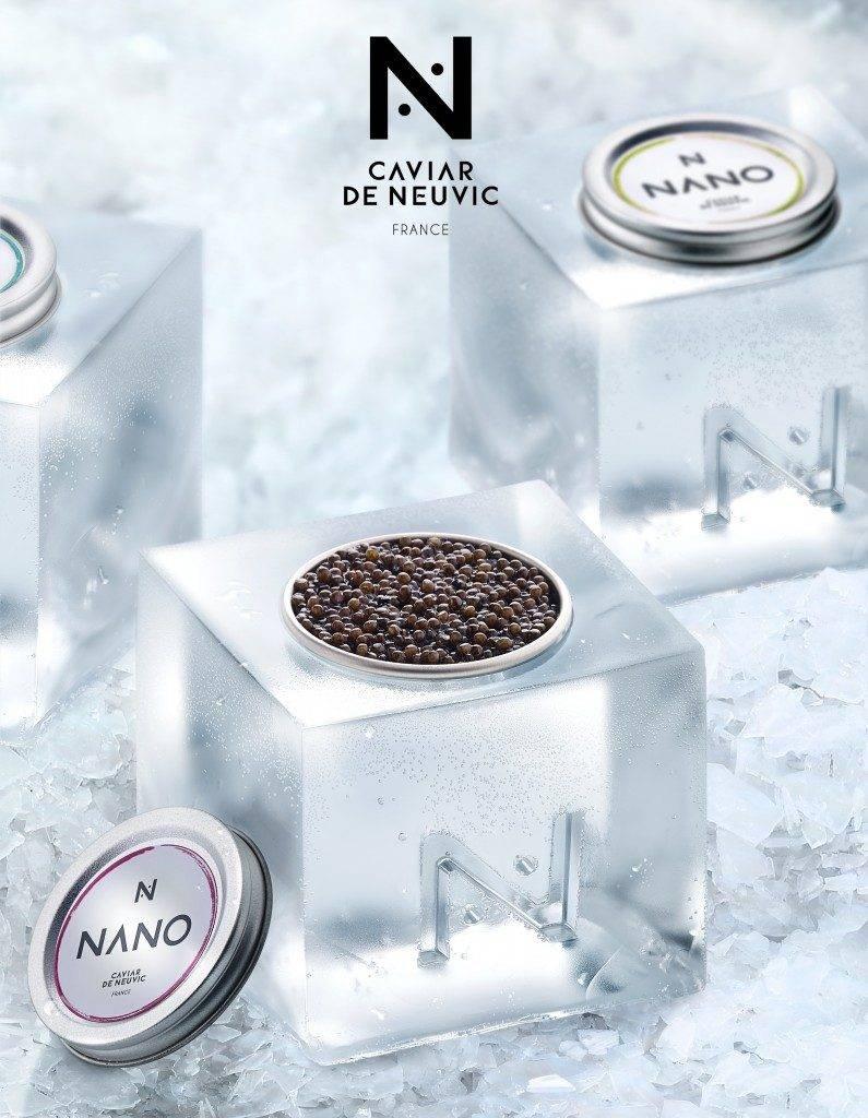 Caviar de Neuvic, le caviar français par Luxsure