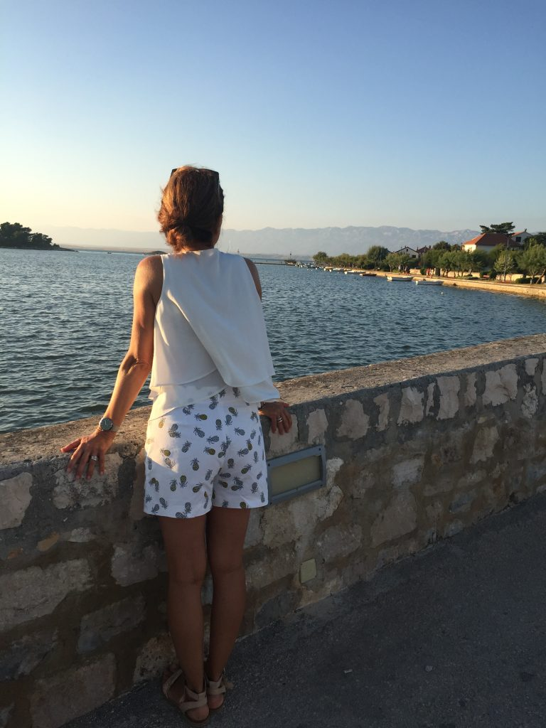 A bientôt Croatie Nin, encore et encore