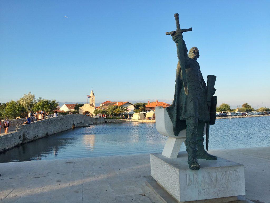A bientôt Croatie, Nin encore et encore
