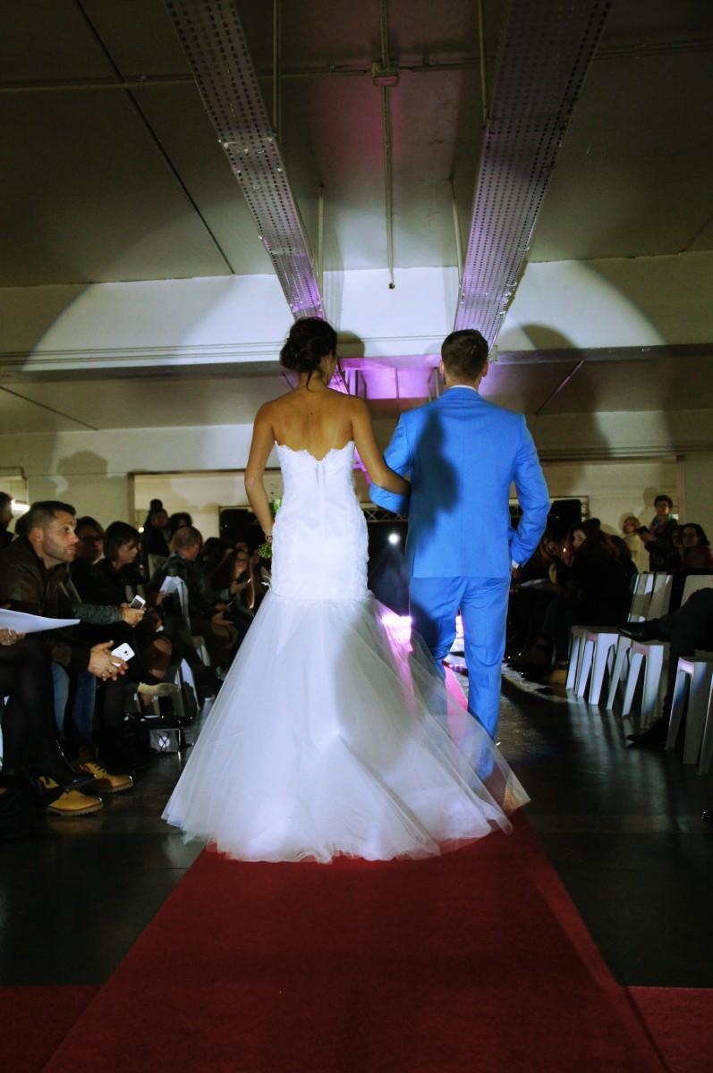 MARJORIE MARIAGE ET RÉCEPTIONS