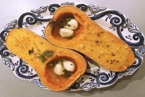 Recette facile et délicieuse: Le butternut