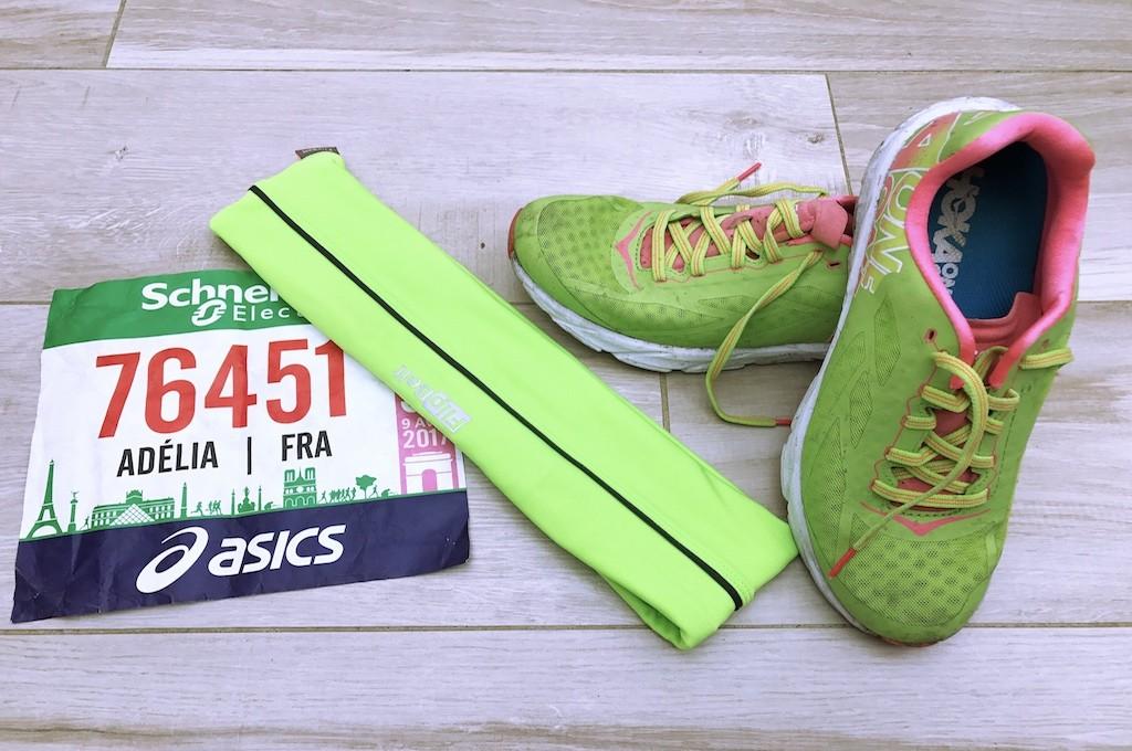 Marathon de Paris ou semi Marathon
