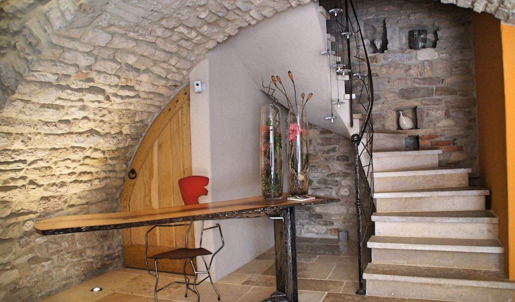 Pause dans le Gard: La Maison du Passage à Martignargues