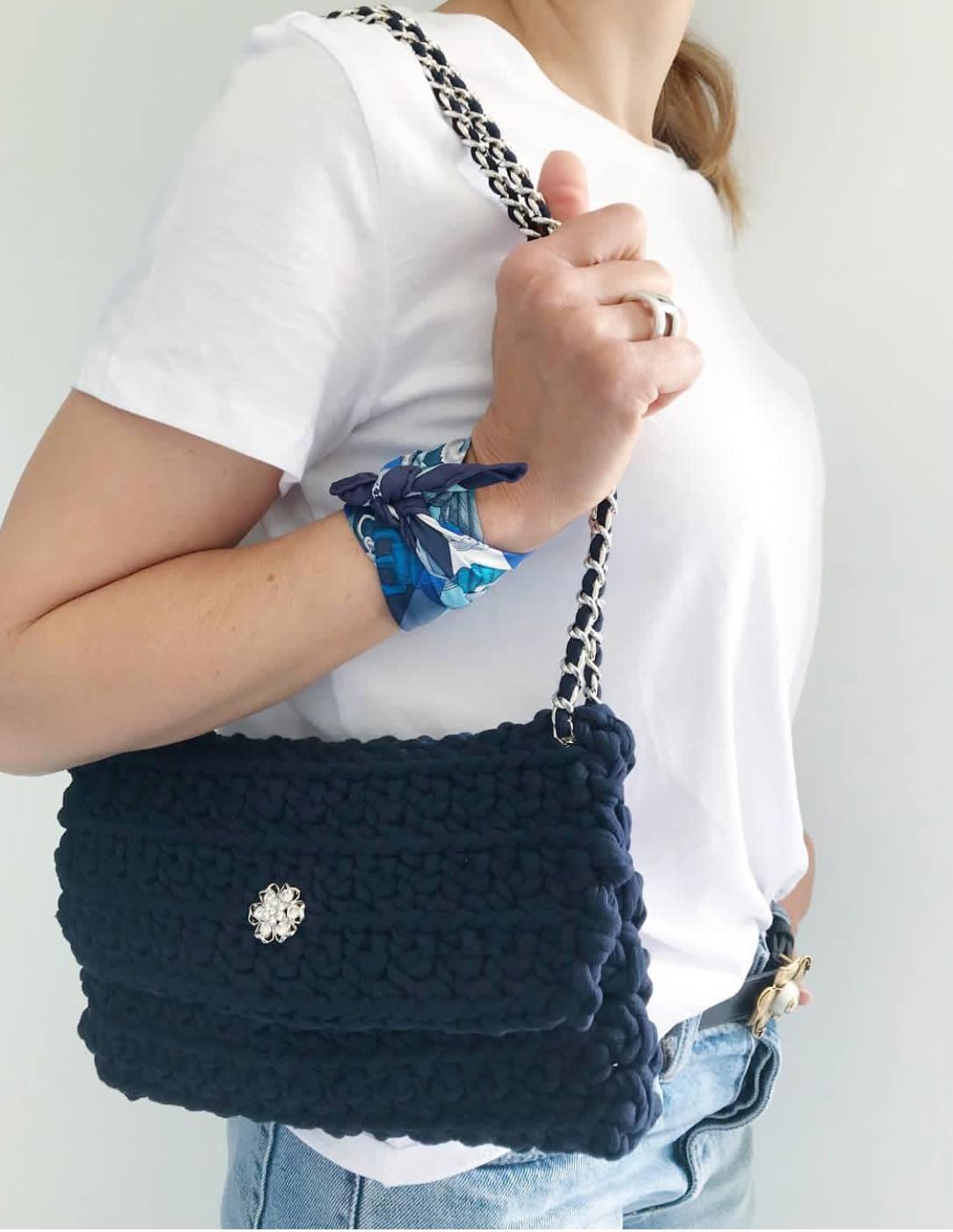 isance Shop les chachas handmade de Chloé en trapilho